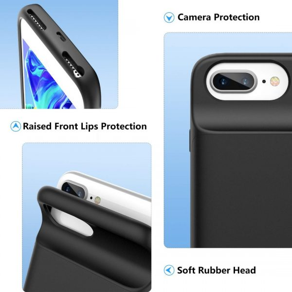 Battery Case For Iphone 7 Plus & 8 Plus, with 5000mah